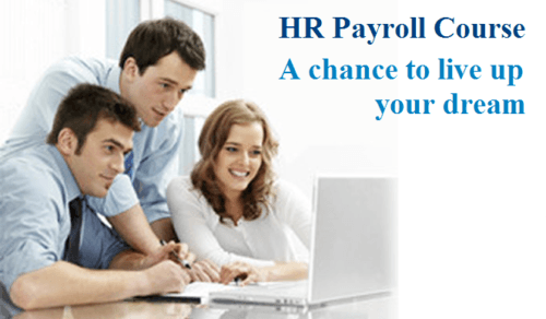 HR Payroll course: A chance to live up your dream