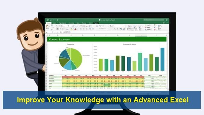 Improve Your Knowledge with an Advanced excel training in laxmi nagar